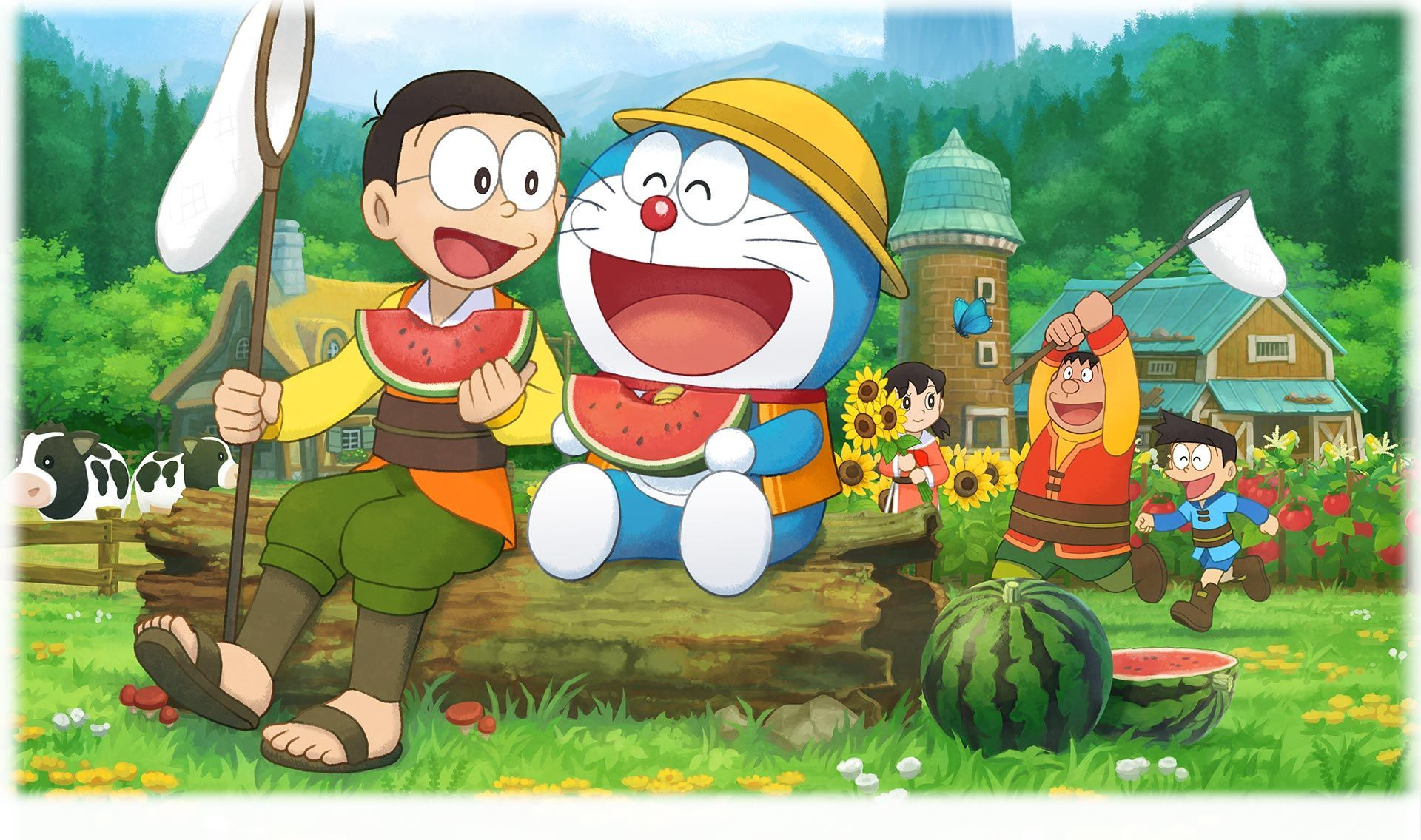 Hd Wallpapers And Background Images Tons Of Awesome Doraemon Stand By Me Wallpapers To Download For Free Doraemon Nobit Doraemon Doraemon Stand By Me Anime