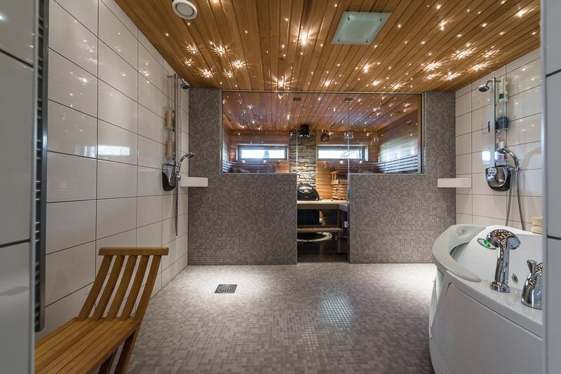 Sun Sauna Kotikylpylä Sauna Bath Spa Ideat Pinterest - Ideat salle de bain
