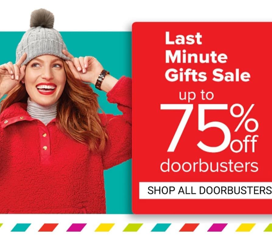 Belk Christmas Sales 2020 There's still time to buy Holiday gifts! Shop the doorbusters at