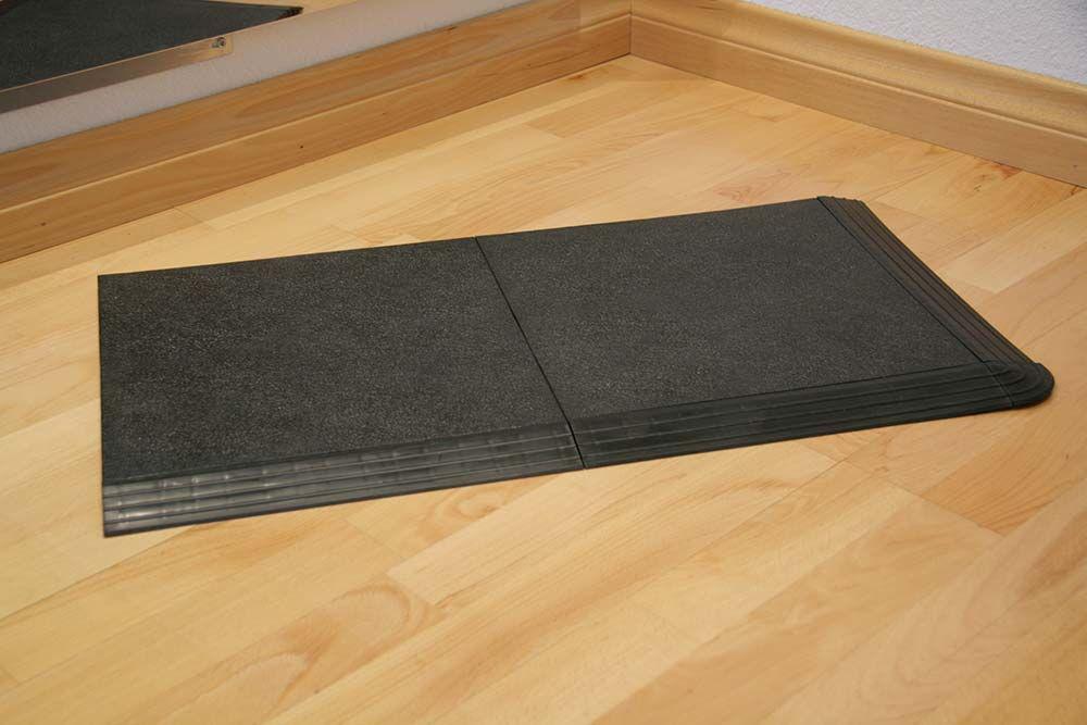 Portable modular dance flooring for ballet tap jazz