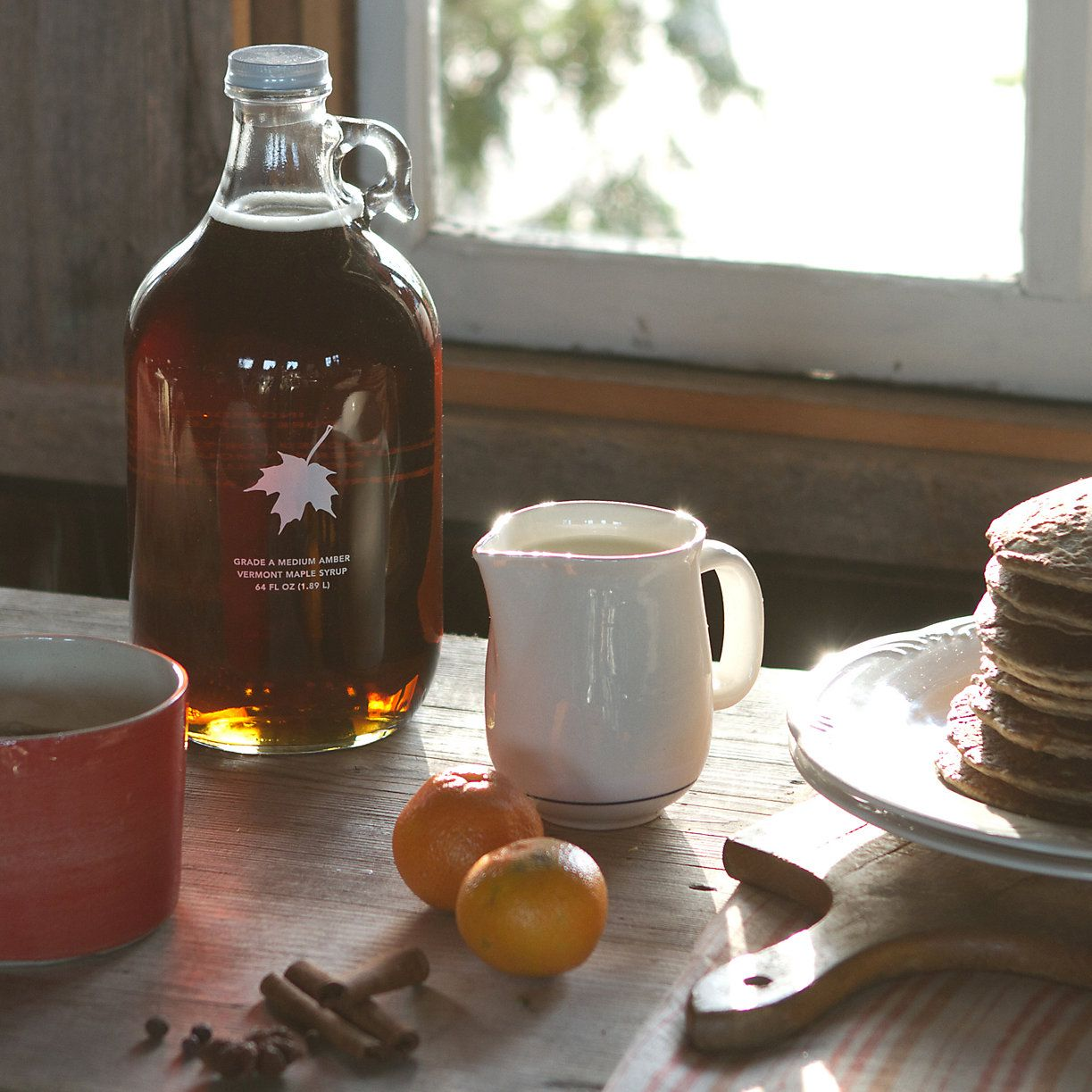 Maple Syrup, Syrup And
