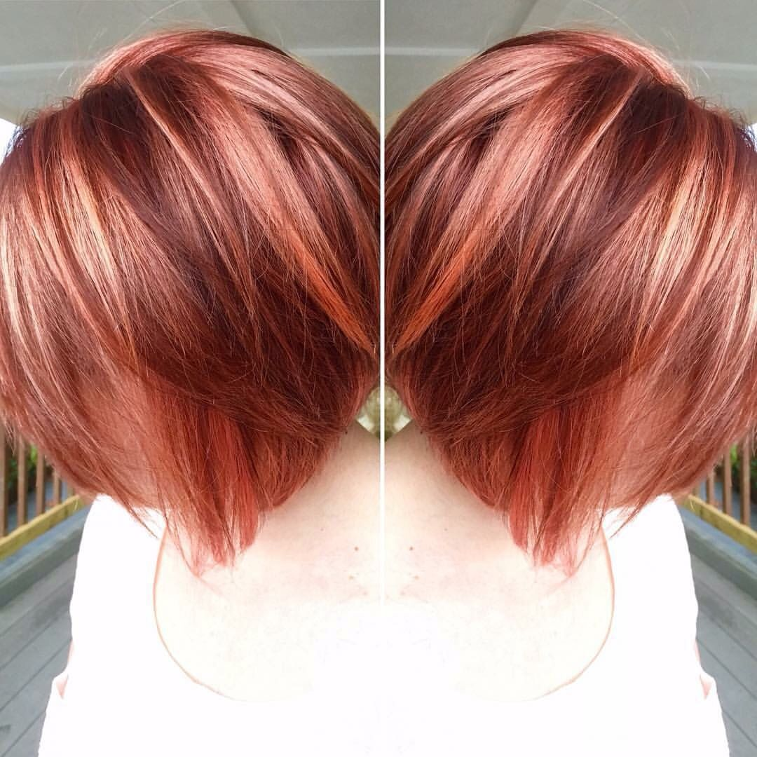 Too Cute Coral Pravana Vivid Highlights Hair By Dani Lassetter