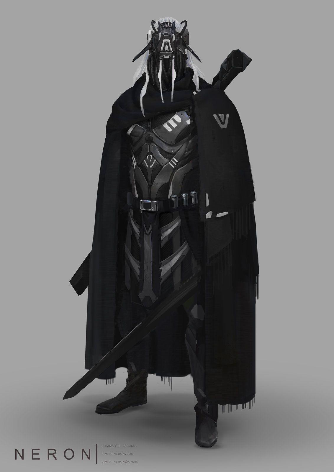 D-Victk, Dimitri Neron on ArtStation at https://www.artstation.com/artwork/o2ynO