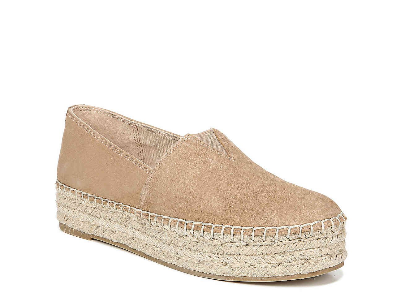 4fee8f011 Women Cherlene Espadrille Platform Slip-On -Camel Brown in 2019 ...