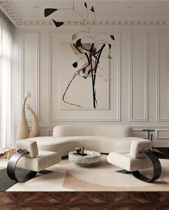 Look We Love: French Modern