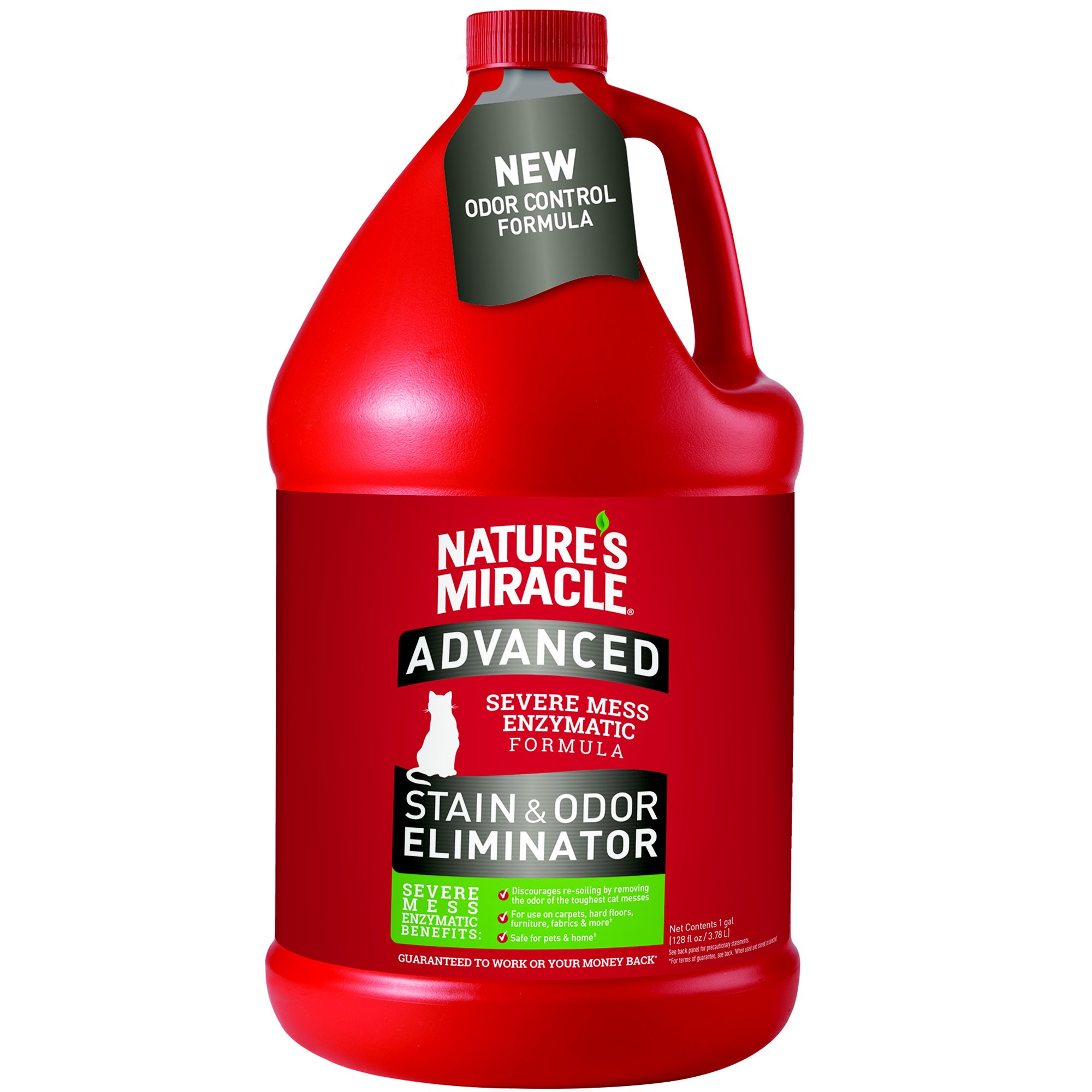 Nature's Miracle New Formula Just for Cats Advanced