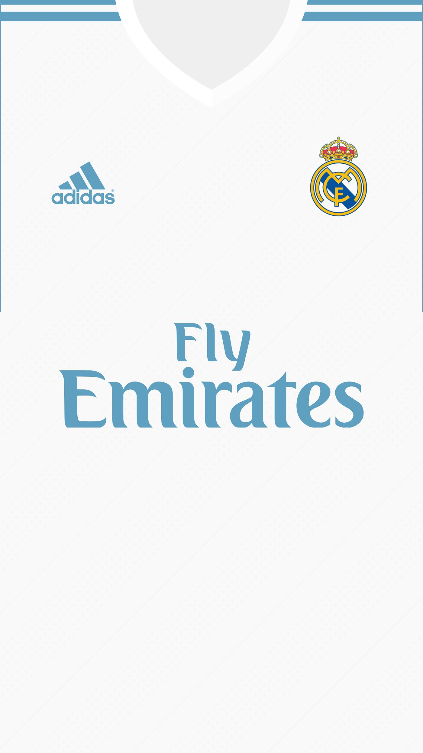 243a8e672 Real Madrid Kit 2017 18