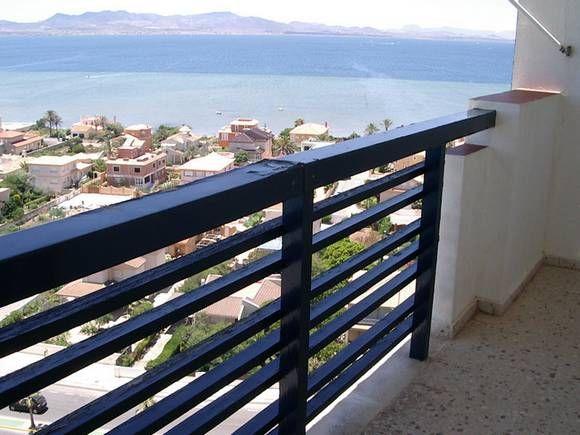 La Manga Apartamento Primera Línea Playa En La Manga Murcia Casas De Veraneo Apartamentos Vistas