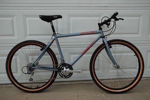 Vintage Stumpjumper Bike