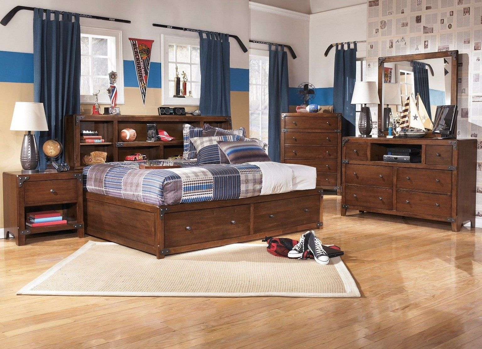 Teen boys bedroom ideas for the true comfortable paint bedrooms home