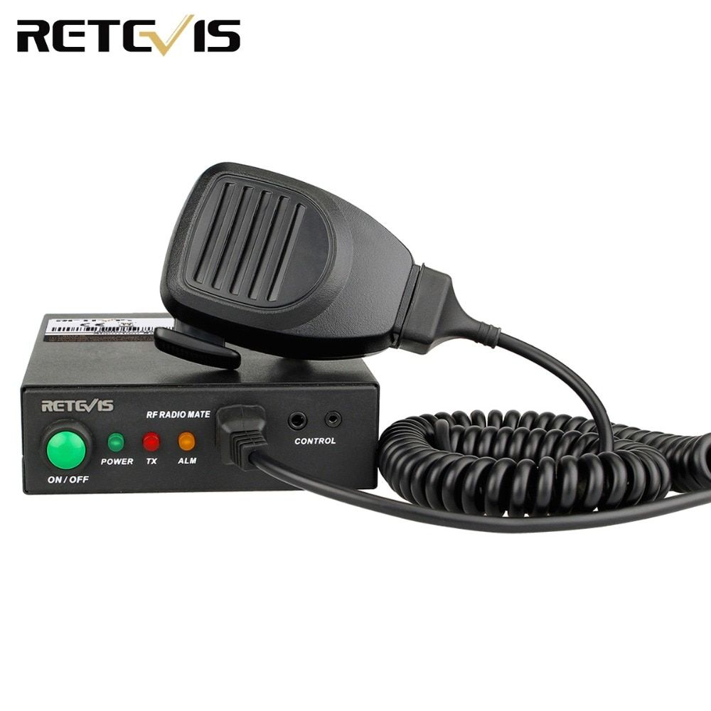 Retevis RT91 RF Power Amplifier 30-40W for DMR Digital