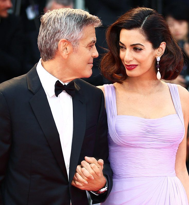 George Clooney Dishes On How He Knew Amal Was The One, And