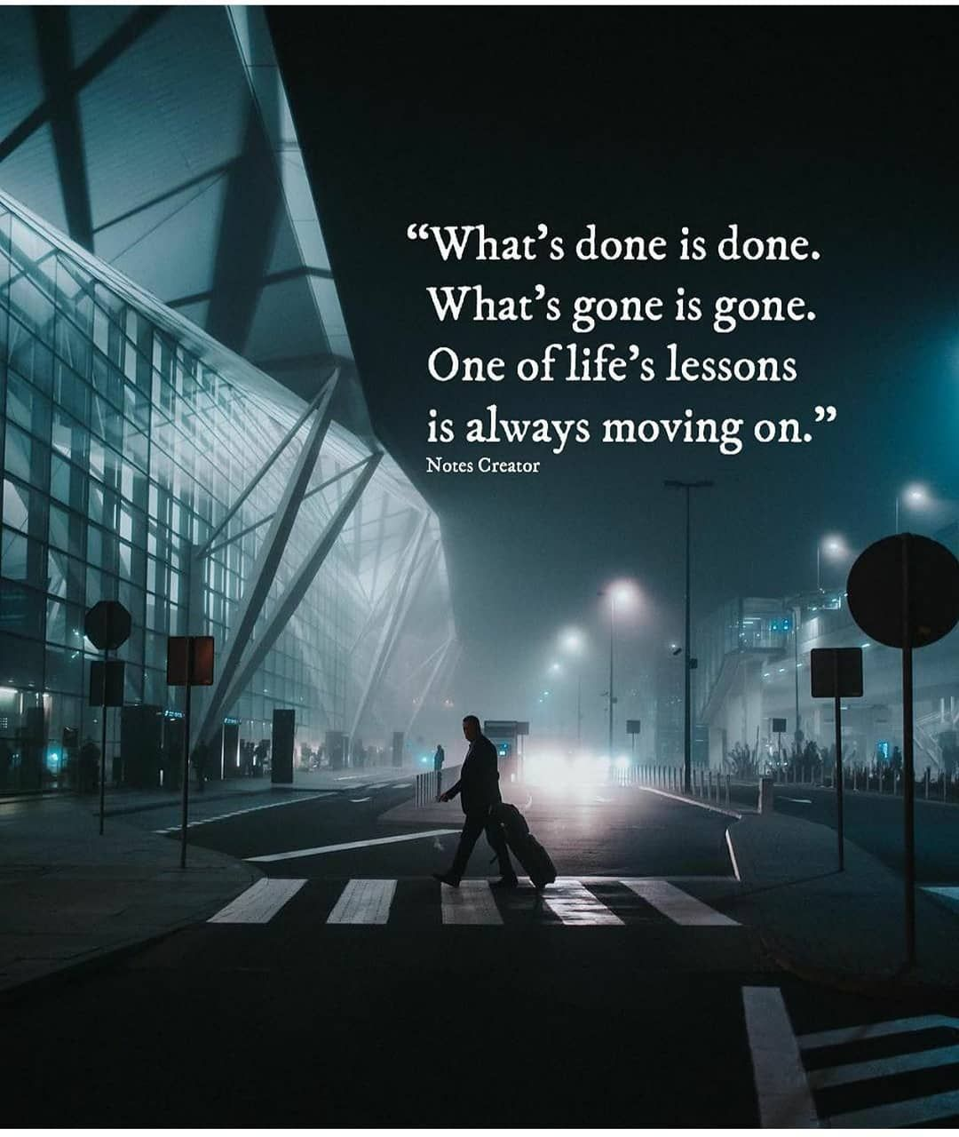 Quotes Success Motivation On Instagram Big Lesson Lf Life Always Move On D Motivational Quotes For Success Inspirational Quotes Motivation Past Quotes
