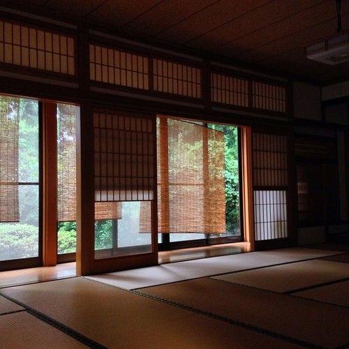 Yukd 親戚の家 不在 Sskry Tumblr Japanese House Japanese Home Design Traditional Japanese House