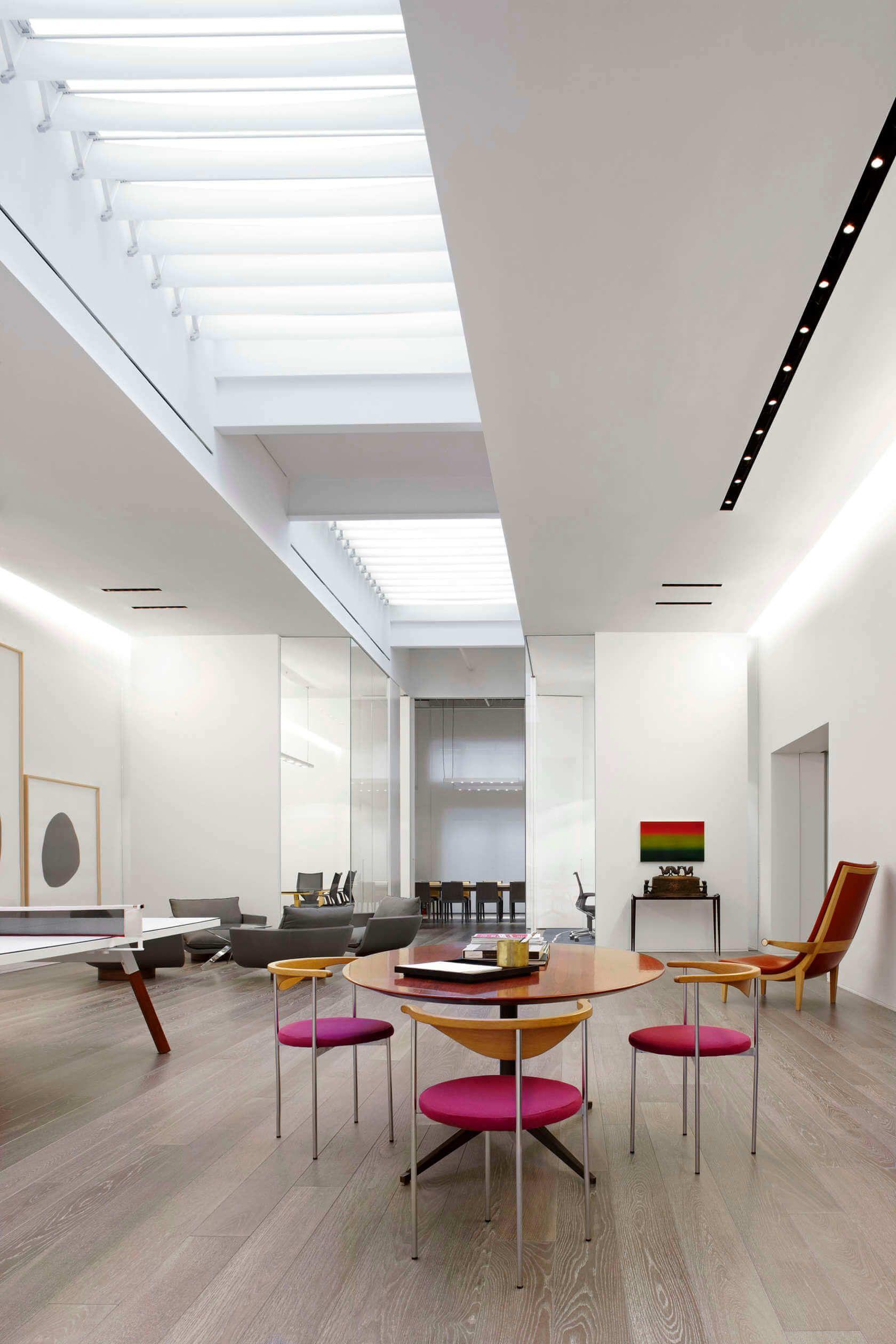 Ypto studio by yabu pushelberg shelter me home yabu pushelberg interior studio for Interior decorating courses toronto