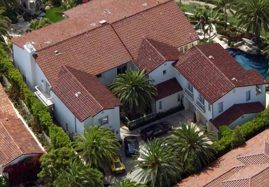 Kobe Bryant S House Mansions Kobe Bryant House Famous Houses