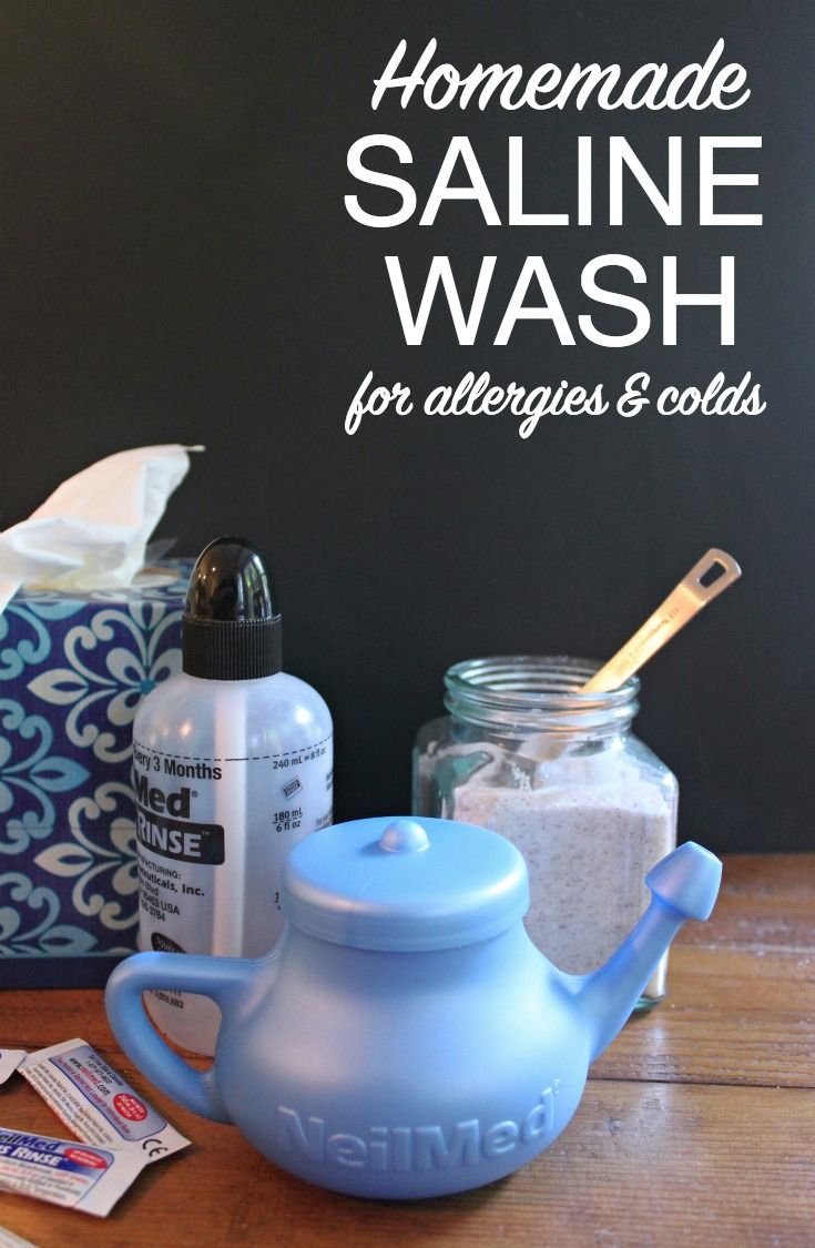 Homemade Saline Nasal Spray Saline Nasal Spray Nasal Spray Nasal Wash Recipe