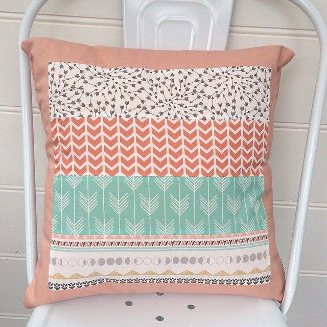 @danoah_baby - New Pastel Arizona cushion cover! Love love love this... #pastelcushion #arizona #arrowscushion @danoah_baby