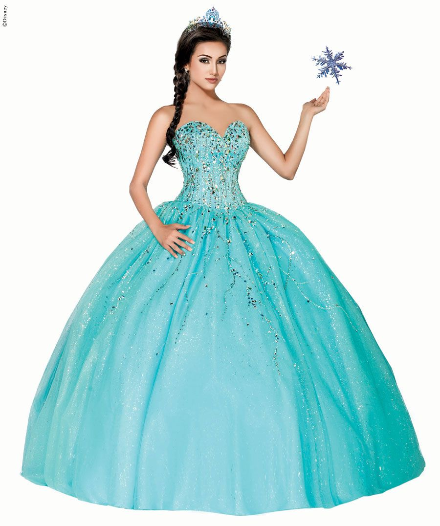 Elsa 2015 Disney Royal Ball Collection now available for order ...