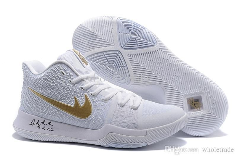 Selling - kyrie 1 shoes white - OFF69