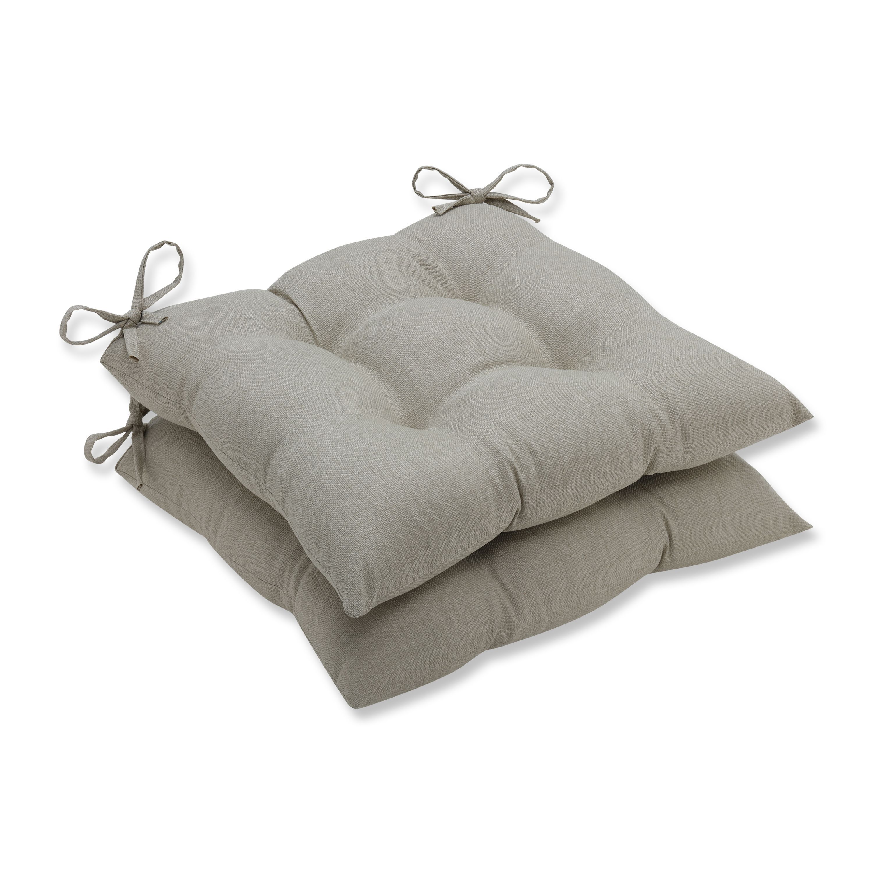 Pillow perfect outdoor indoor rave driftwood wrought iron seat
