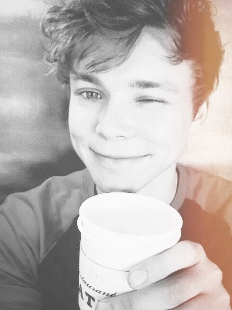 Tbh, Luke is my favorite but I've gotta say! Ashton is so adorable and funny and his laugh is so cute. Luke is just hot and clever and nice:) so I don't know really because I love them both! And I also love calum and Michael :)