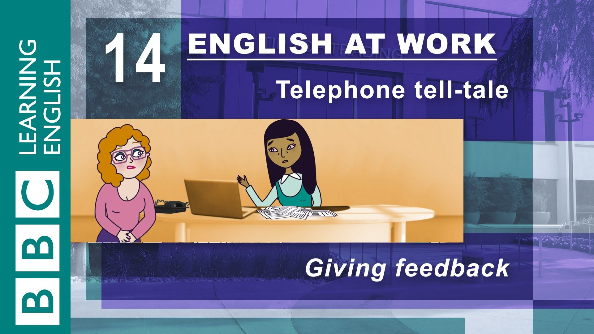 Giving Feedback 14 English At Work Shows You How