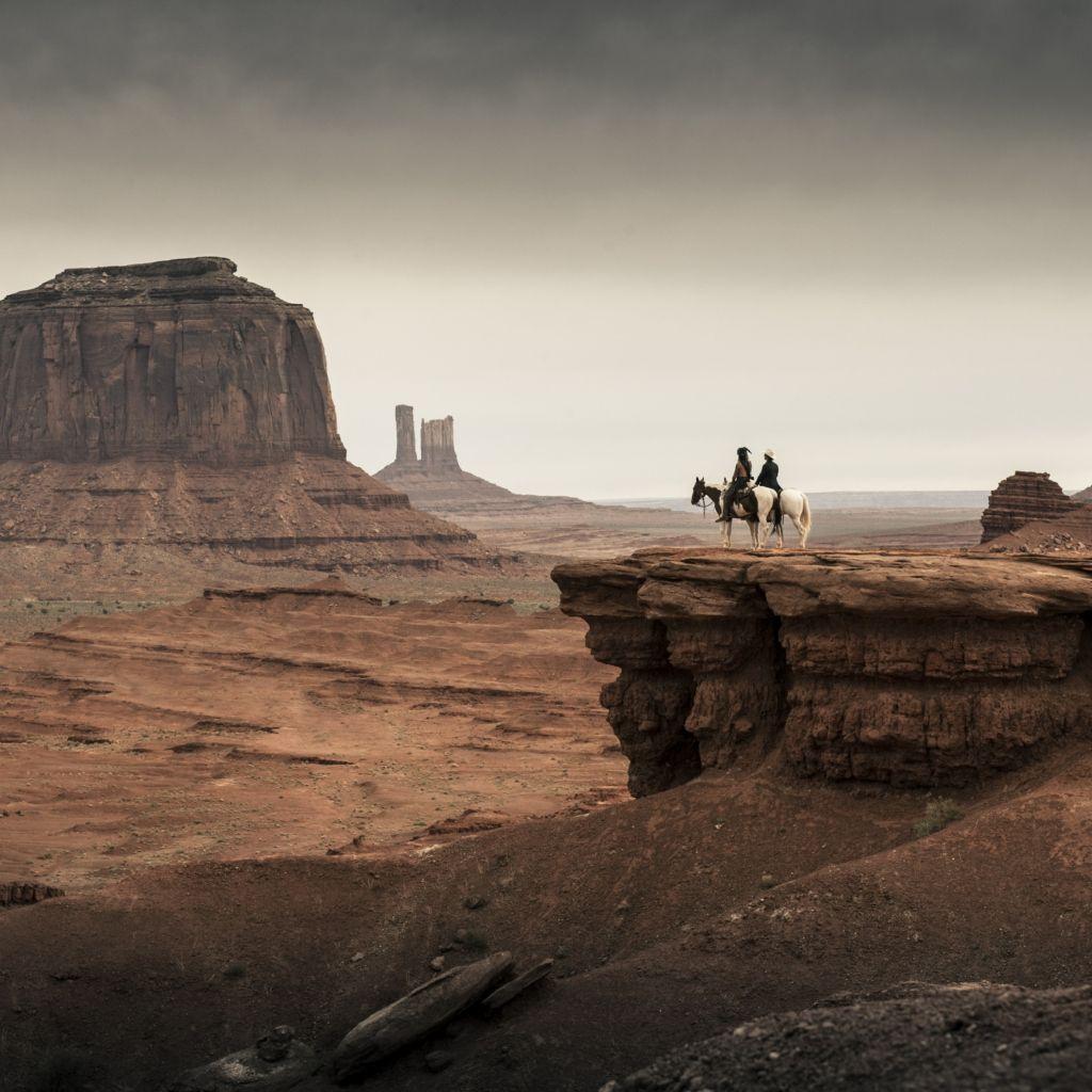In the wild west lone ranger monument valley movie