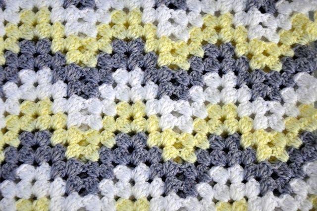 Granny Ripple Baby Afghan | Crochet | Pinterest | Decken