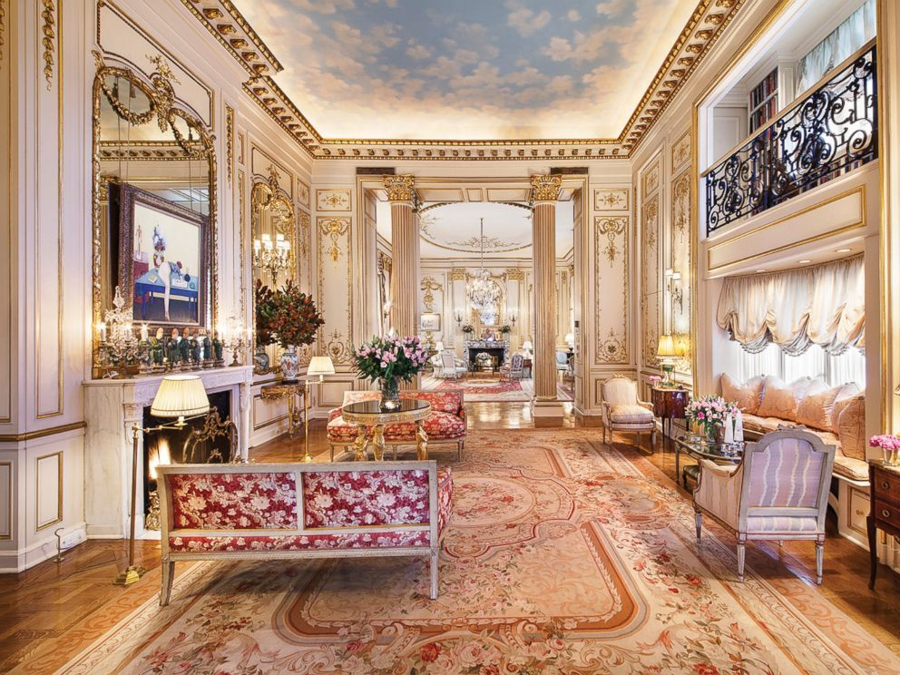 Joan Rivers: A Look Inside Her NYC Penthouse. New York ...