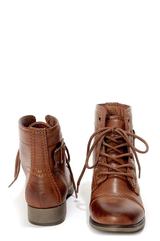girls boots with laces
