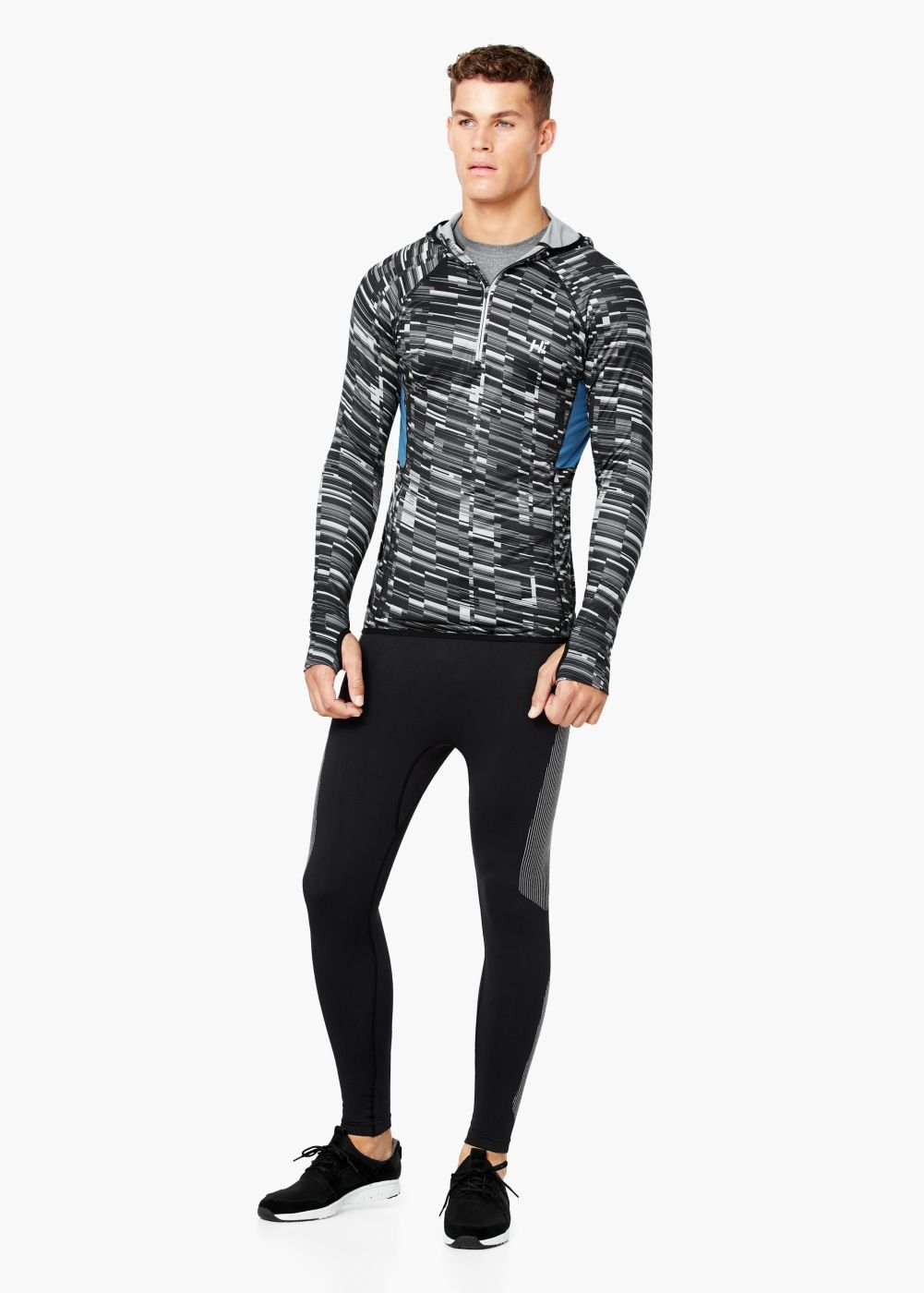 53cbd3626 Mallas largas running - Mujer | sport wil's | Ropa para correr, Ropa ...