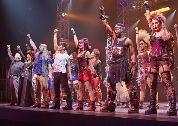 we will rock you costumes - Google Search   theatre