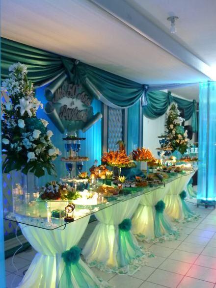 Resultado de imagen para buffet para fiestas de promocion