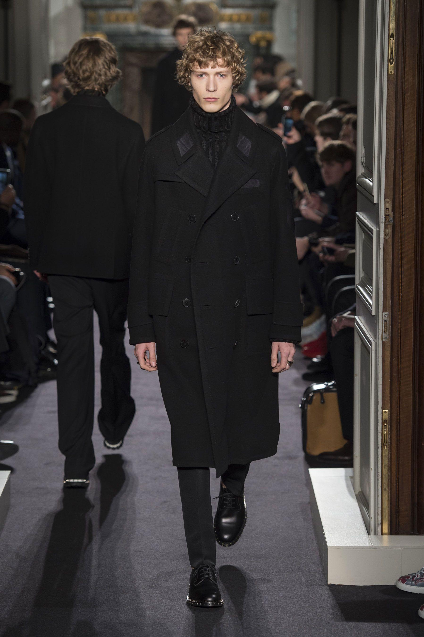 Valentino Menswear Fall 2017