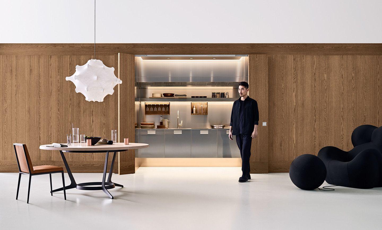 La Cucina Celata Muebles De Sala Modernos Diseno De Cocina