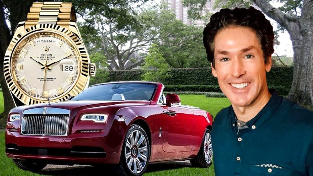 5 EXPENSIVE THINGS OWNED BY JOEL OSTEEN This video brings to