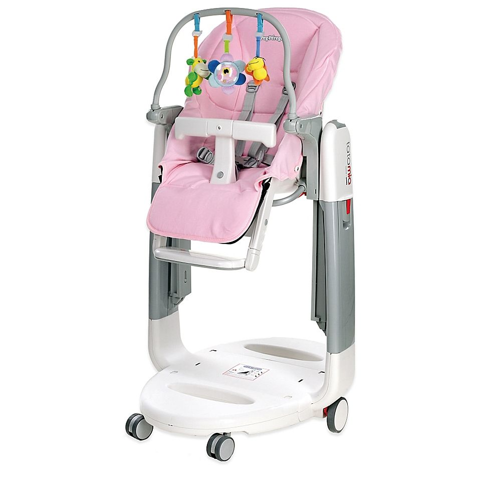 Peg Perego Tatamia High Chair Accessory Kit In High Chair Baby