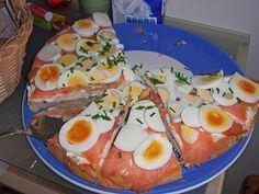 Lachstorte 3 #salmonfood