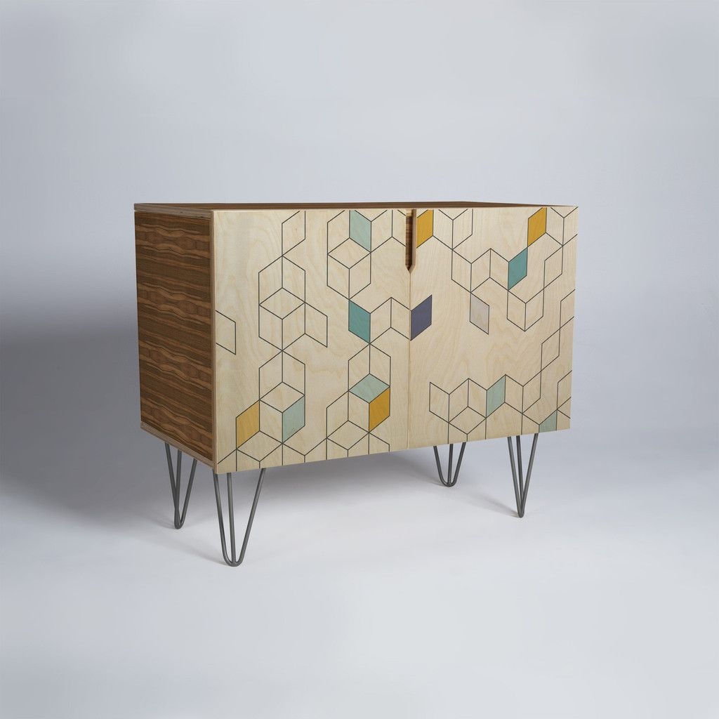 Florent Bodart Keziah Day Credenza is part of Cool Home Accessories Shelves -