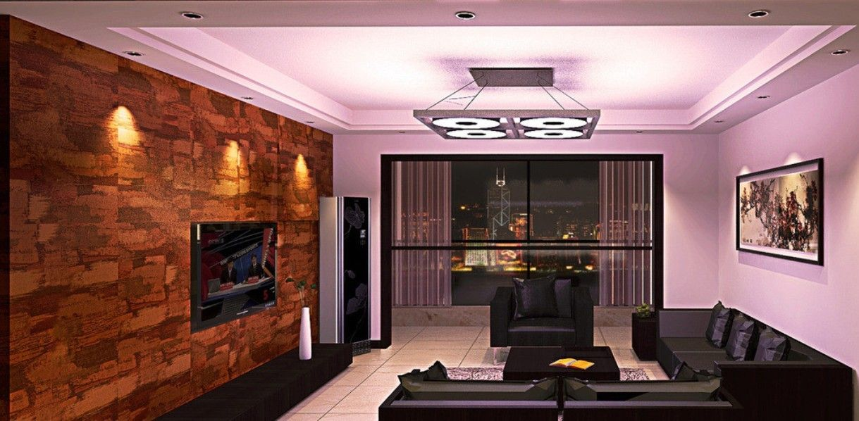 Ceiling Design For Living Room Pink  3D House Free 3D House Cool Ceiling Pop Design For Living Room Inspiration Design