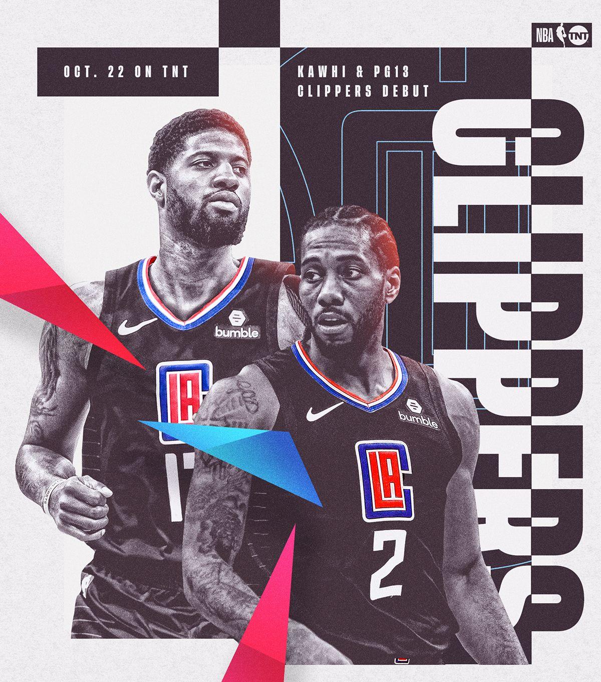 201920 NBA Schedule Release (NBA on TNT) on Behance Nba