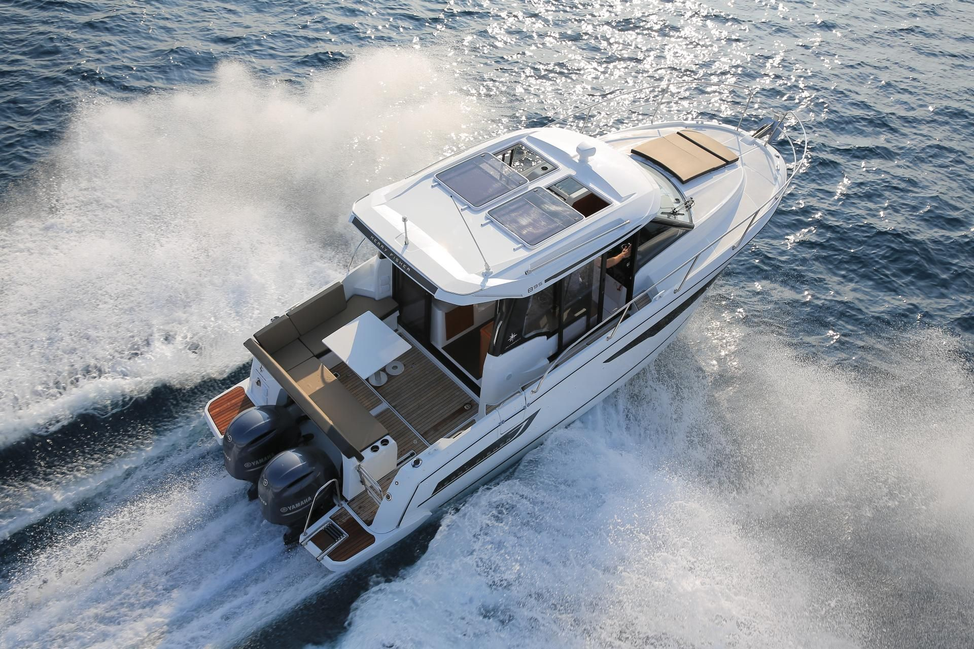 Merry Fisher 895 | Boats | Boat, Power boats, Sailing