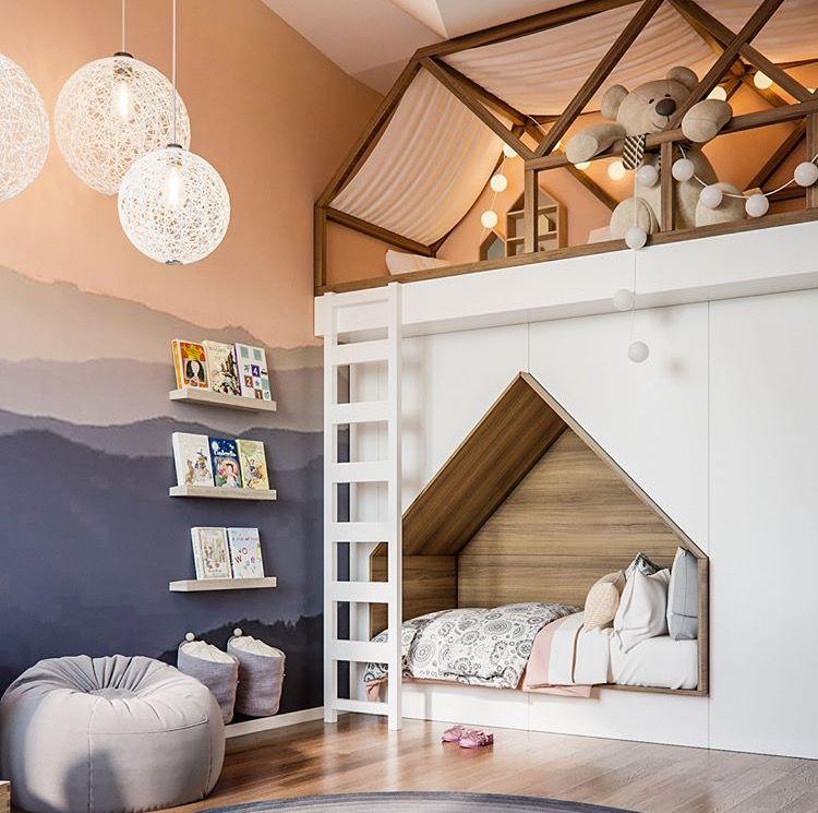 Pin By Nastya Nazarova On Detskaya Kid Room Decor Awesome Bedrooms Bedroom Design