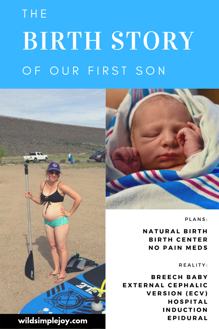 Stories positive without epidural induction How I