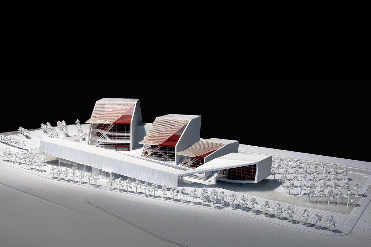 Model house art and design centre