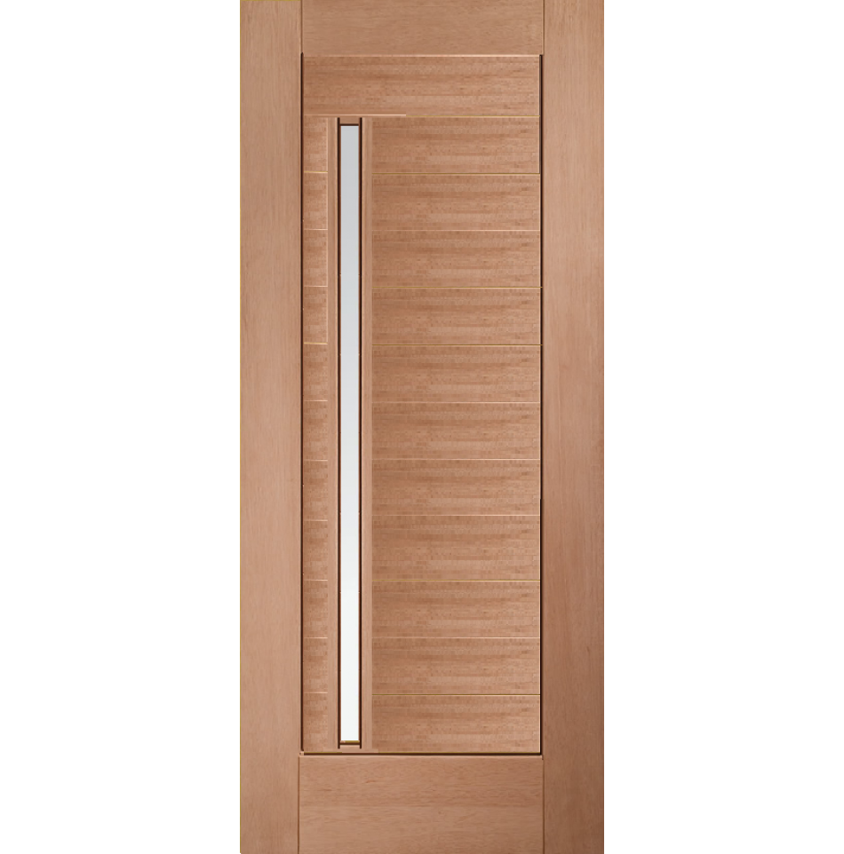 The 12 Panel Hardwood External Door Is A Contemporary Designed Door With An Offset Unglazed Panel An Ideal Choice For Anyone Wan External Doors Doors Paneling