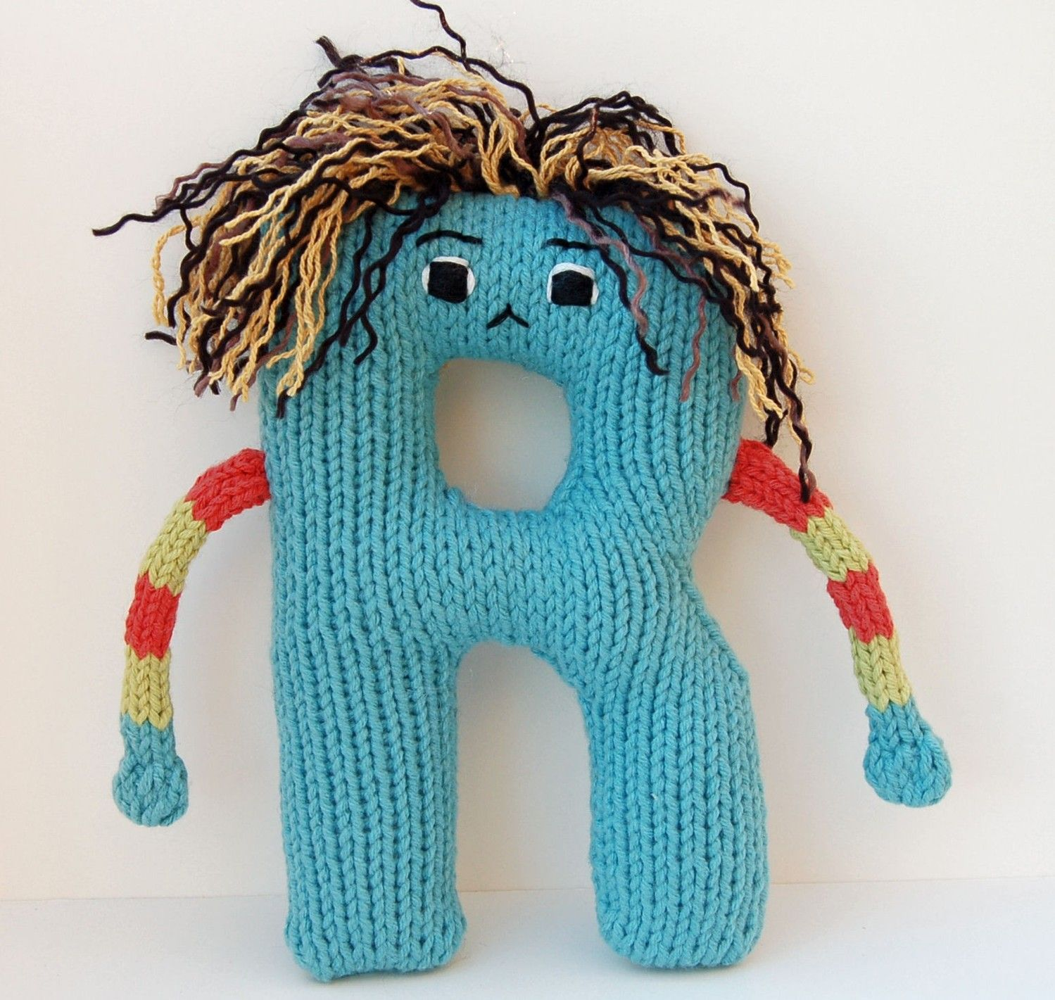 Letter r alphabet stuffed toy knitting pattern rodney 300 letter r alphabet stuffed toy knitting pattern rodney 300 via etsy bankloansurffo Choice Image