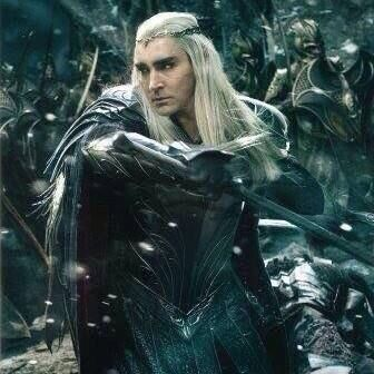 New Thranduil image from The Hobbit: The Battle of the Five Armies! And I'm not sure if I'm alive or dead.