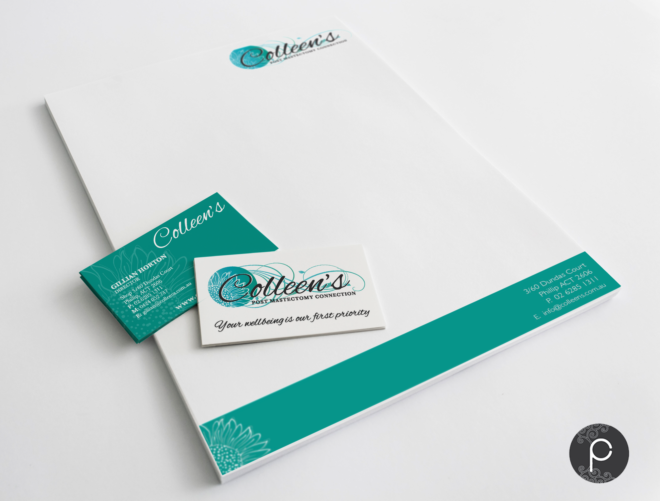 Branding & stationary design By Phinici Design